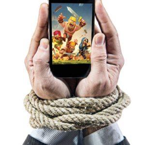 اعتیاد به موبایل و راههای درمان آن