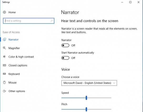ورود سریع به تنظیمات ویندوز 10
