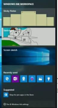 ویندوز + w