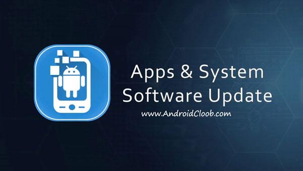 دانلود UPDATE SOFTWARE PRO 2.6.5 - بررسی سریع آپدیت برنامه ها اندروید