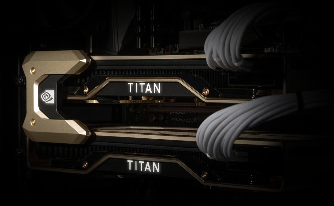 قدرتمند ترین کارت گرافیک دسکتاپ جهان معرفی شد: TITAN RTX