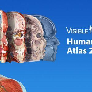 دانلود Human Anatomy Atlas 2019 Full 2019.2.55 – اطلس آناتومی سه بعدی ۲۰۱۹ بدن انسان مخصوص اندروید + مود + دیتابیس
