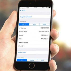 چگونه آدرس آیپی تلفن همراه هوشمند خود را پیدا کنیم؟