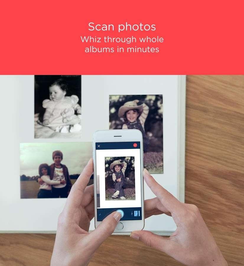 دانلود Photo Album Scanner 12.1.1400L – ساخت آلبوم دیجیتال اندروید !