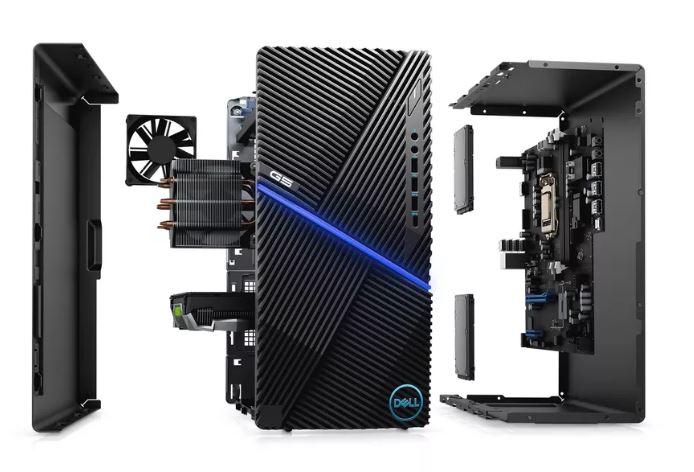 کامپیوترهای گیمینگ Aurora R9 و G5 5090 شرکت دل عرضه شدند
