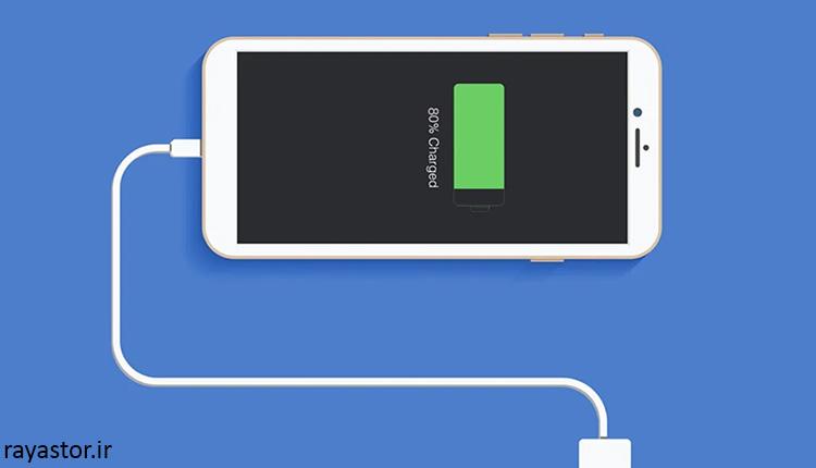 روش صحیح شارژباتری موبایل نو چگونه است نکاتی که قطعانمیدانید