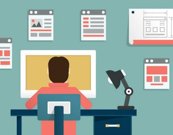 آموزش طراحی سایت و یا قالب وب سایت با HTML و CSS