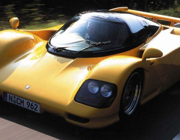 وحشیترین خودروهای مسابقه