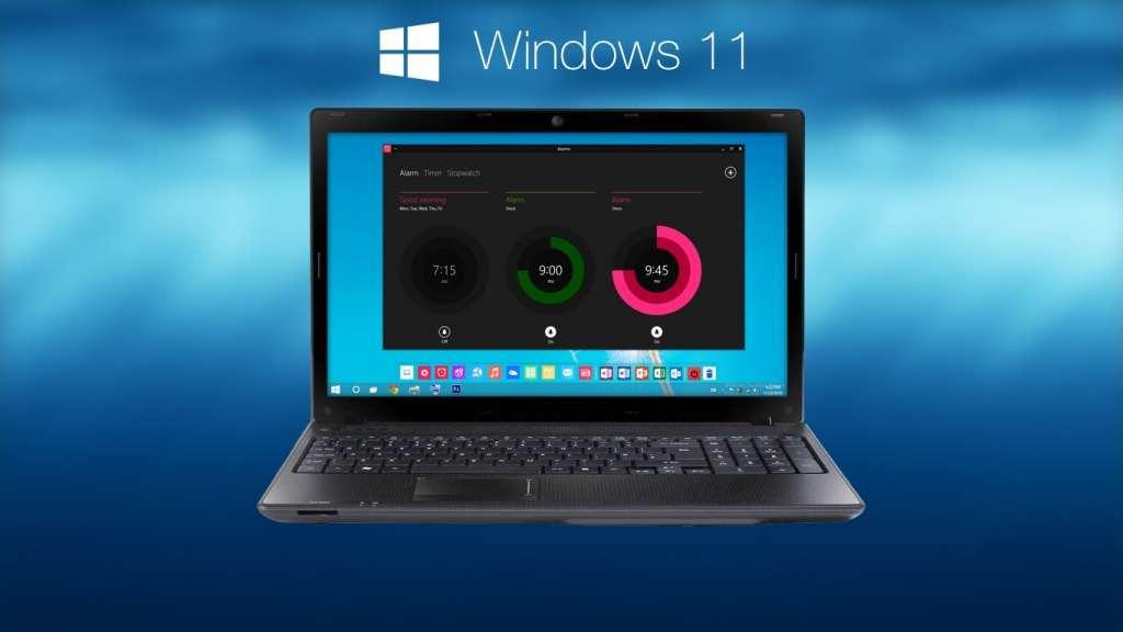 ویندوز ۱۱ آخرین نسخه ویندوز دانلود Microsoft Windows 11