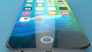 موبایل سنسور اثر انگشت آیفون ۸ در زیر نمایشگر قرار میگیرد
