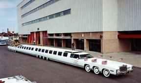 طولانی ترین خودروی جهان