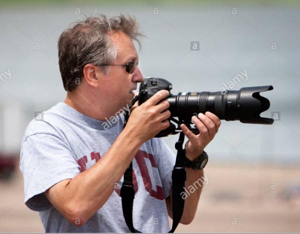 جیم رد . عکاس حرفه ای