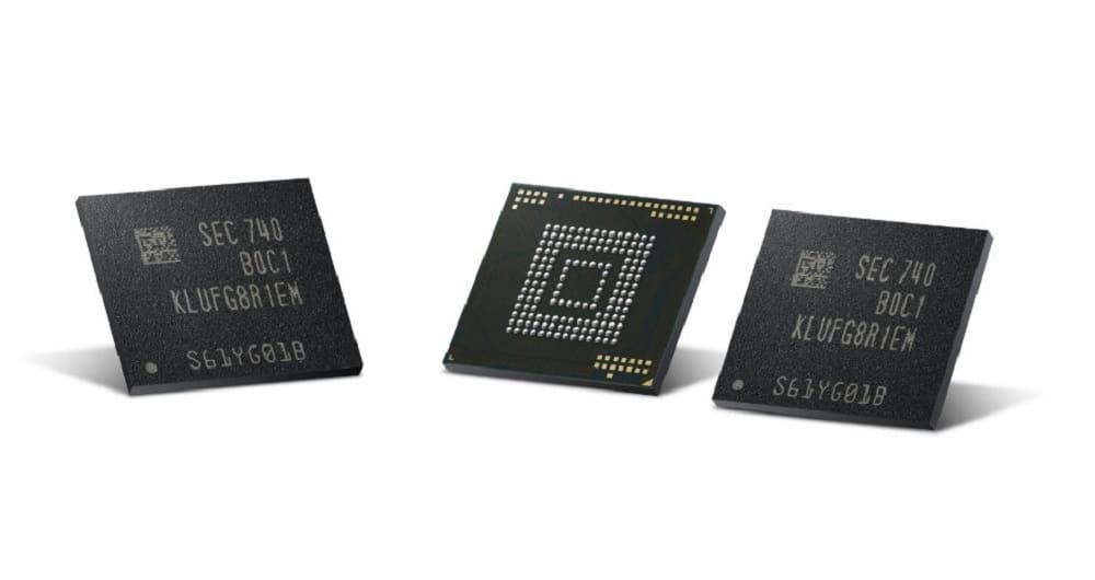حافظه UFS 3.0 از سال ۲۰۱۹ وارد دنیای گوشی های هوشمند می شود