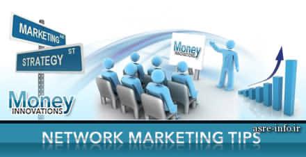 بازاریابی شبکه ای یا کلاه برداری شبکه ای ریز پنبه بیز باد ران باد