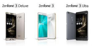 منتظر معرفی سه مدل گوشی ایسوس زنفون ۴ باشید